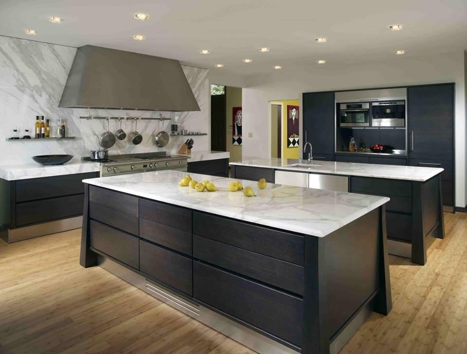 Tendencias en cocinas para el 2017 cerydis for Cocina comedor modernos fotos
